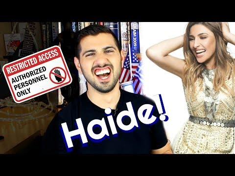 REACTION VIDEO: Έλενα Παπαρίζου - Haide (Official Music Video)