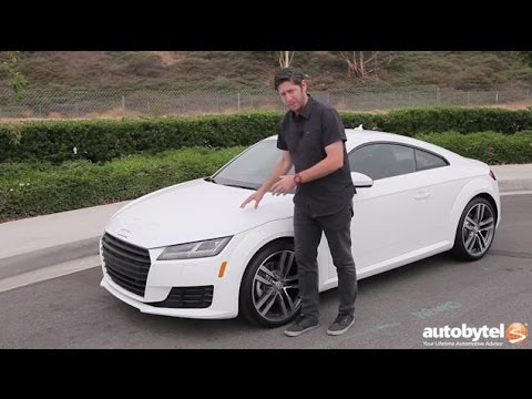 2016 Audi TT Coupe Test Drive Video Review