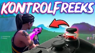 How To Improve Your Aim (KontrolFreeks Review) - Fortnite