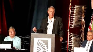 NCAI - National Congress of American Indians 2018 - Denver Colorado