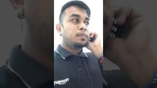 Partha P Baruah Streams His Arrest Live on Facebook