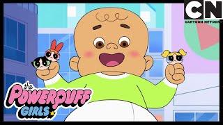 Big Baby in Townsville! | Powerpuff Girls | Cartoon Network