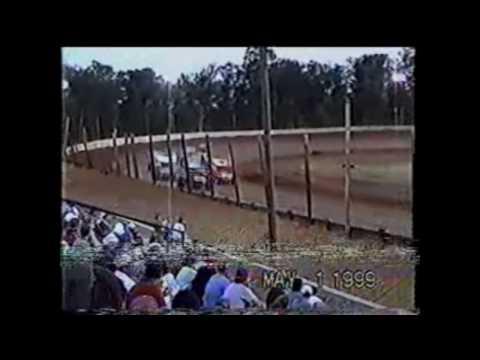 Heat race TSSA 1999 105 Speedway
