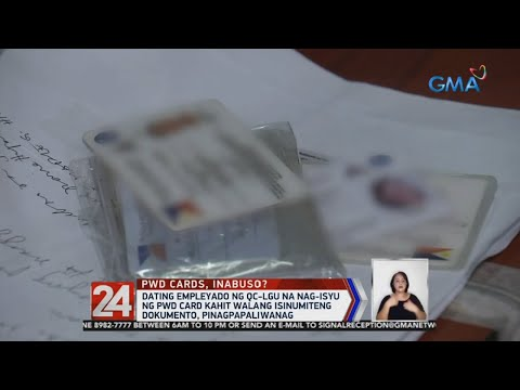 24 Oras News Alert: CHED: Entrance exam sa ilang SUC, posibleng i-waive from YouTube · Duration:  2 minutes 7 seconds