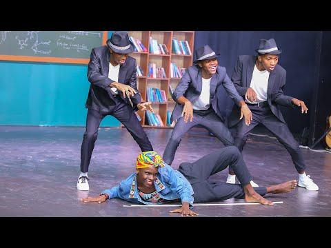 UNITED KINGS/DANCERS HATARI TANZANIA NA HAIJAWAHI KUTOKEA