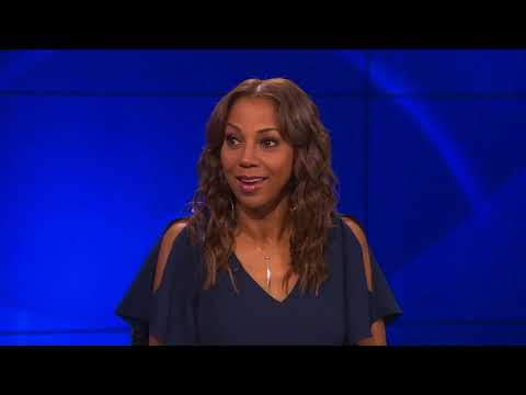 Holly Robinson Peete Gushes about Rick Fox in New Hallmark Movie