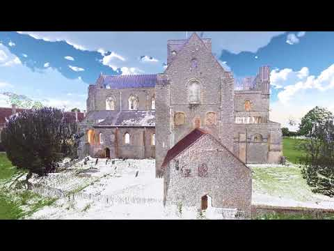 The Hospital of St Cross and Almshouse of Noble Poverty