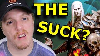 The Diablo 2 Remake Might SUCK?! - Blizzard Rant