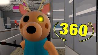 ROBLOX PIGGY 2 DESSA JUMPSCARE 360