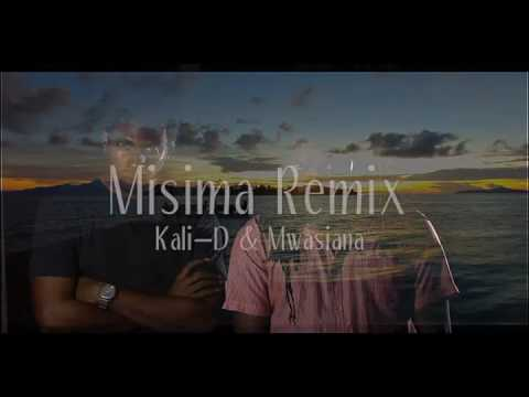 Despactio (Cover) Misima Remix - Kali-D & Mwasiana