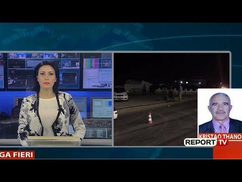 Report Tv - Fier/ Gjendet i pajetë në kanal 20-vjeçari, dyshohet se e përplasi makina