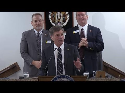 Wyoming State of the State Address 2019