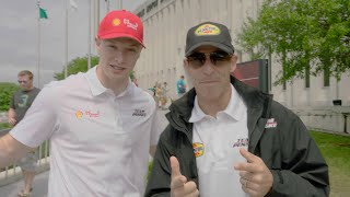 32 Questions with Josef Newgarden | Shell V-Power NiTRO+