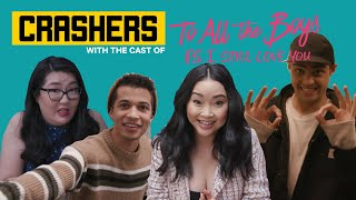 Lana, Noah & Jordan from To All the Boys Surprise Fans with Premiere, Makeovers + More | Netflix