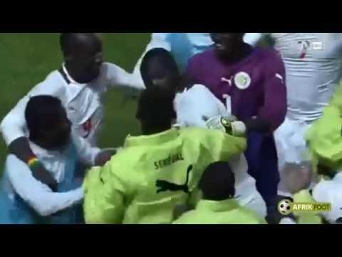 Missile de Cheikh N'Doye - Colombie vs Sénégal 2-2 (Match amical)