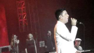 Zeljko Joksimovic - Supermen (live) Skopje 01.06.2010