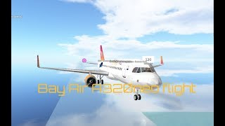 [ROBLOX] Bay Air A320 Neo Flight