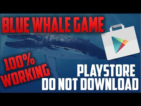 Download Blue Whale Game