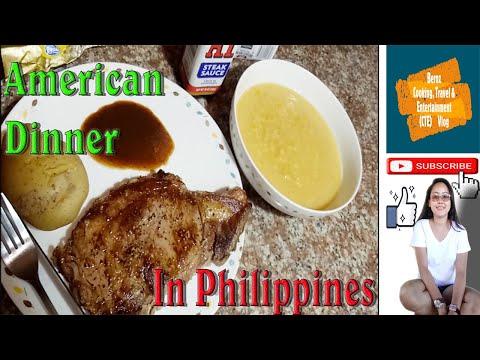 american-dinner