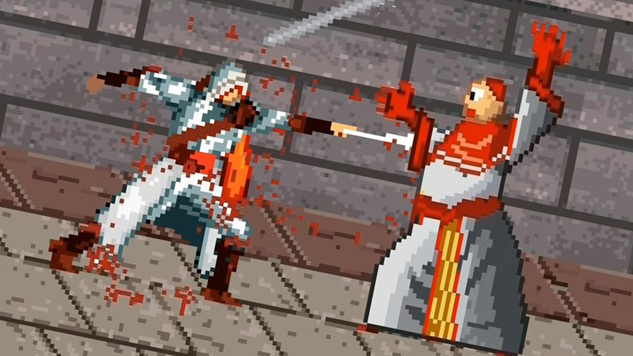 8-bit Assassin's Creed Gameplay (Assassin's Creed ...