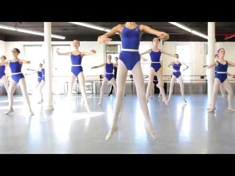 Joffrey Ballet School NYC Youth Ballet Program Level 3 Ballet