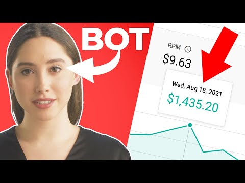 Use This AI BOT To Make Money on YouTube Without Making Videos | BEST Make Money Online Tutorial