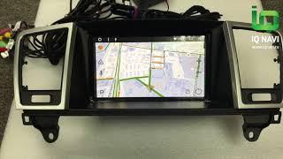 Магнитола IQ NAVI на Андроиде для Mercedes GL : ML X166 : W166