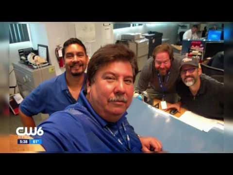 CW6 San Diego Photos - Final Broadcast (2)