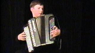 "Евгений Дербенко ""славянский танец"" на тему Дворжака hrustevich Accordion"