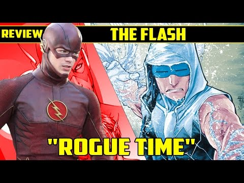 """The Flash S01E16 """"Rogue Time"""" Review"""