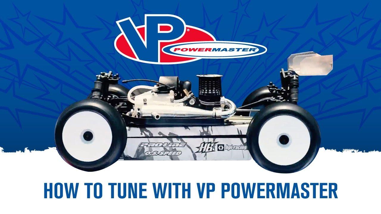 RC Fuels Powermaster - VP Fuels