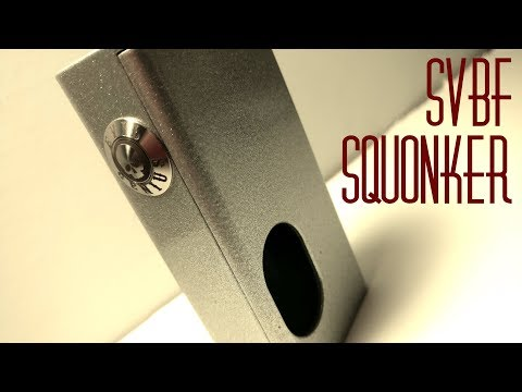 Live Review - SVBF Squonker