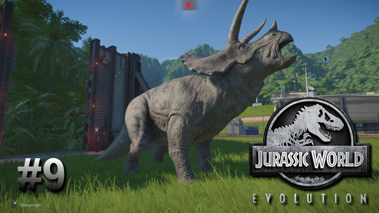 JuraГџic World Evolution LetS Play Deutsch
