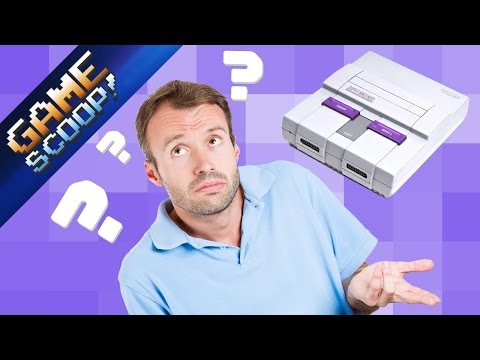 "How Do You Pronounce ""SNES?"" - Game Scoop!"