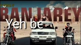 Banjarey LyricS official yoyo haneysingh 2019