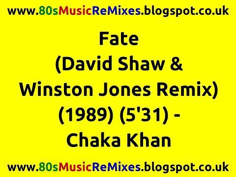 Fate (David Shaw & Winston Jones Remix) - Chaka Khan | 80s Dance Music | 80s Club Mixes | 80s Club mp3
