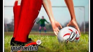 Goalunited  трейлер футбольный менеджер 2014 MMO Simulator