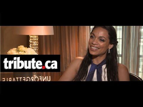 Rosario Dawson - Unforgettable Interview