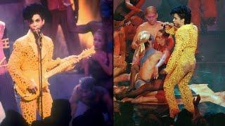 Pop legend Prince dead at 57 thumbnail
