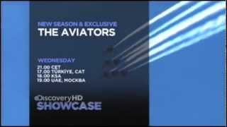 Aviators 3: Discovery HD Showcase 30 second teaser