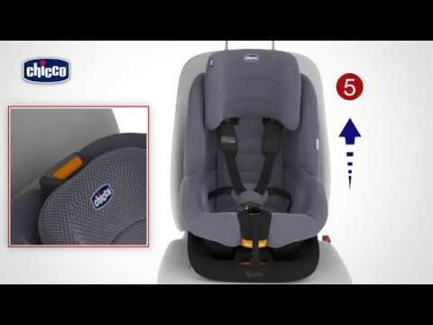 chicco oasys 1 isofix car seat instructions youtube. Black Bedroom Furniture Sets. Home Design Ideas