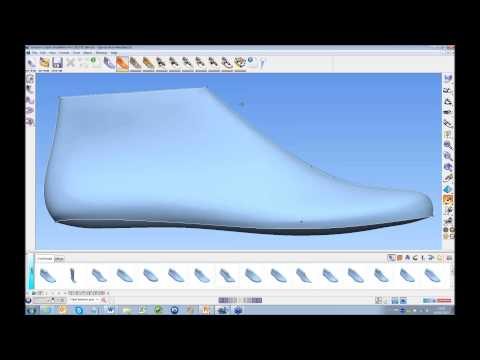 Use CAD to Reduce the Time and Cost of Footwear Manufacturing