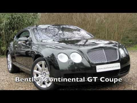 Bentley Continental Gt 6 0 W12 2 Doors