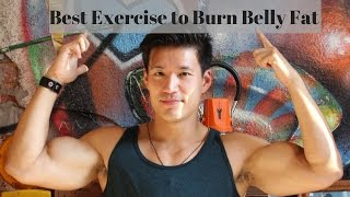Single best exercise to lose belly fat