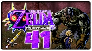 Let's Play THE LEGEND OF ZELDA MAJORAS MASK 3D Part 41: Die Schmirgelklinge