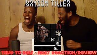 bryson tiller true to self reactionreview full album sfh