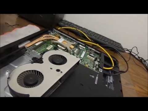 Hp All in One Cooling Fans