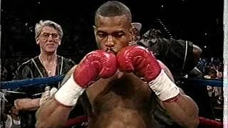 Roy Jones jr  vs Tony Thornton