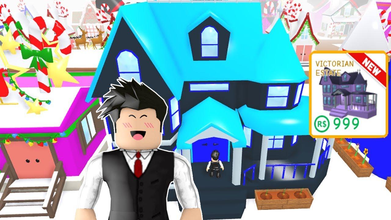 Comprei A Maior Mansao Do Meepcity No Roblox 999 Robux Youtube Comprei A Nova Casa De 999 Robux No Meepcity Roblox Youtube