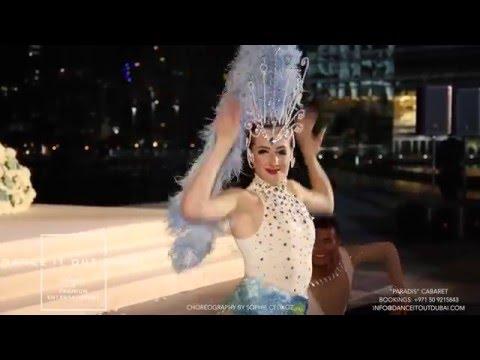 """""""DANCE IT OUT DUBAI Events & Entertainment"""" Cabaret show Dubai"""